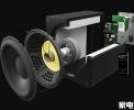 1500瓦瞬间输出:SVS SB-2000Pro有源低音炮