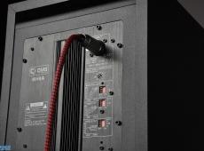 QMS的MH8A有源电子分频监听音箱初探