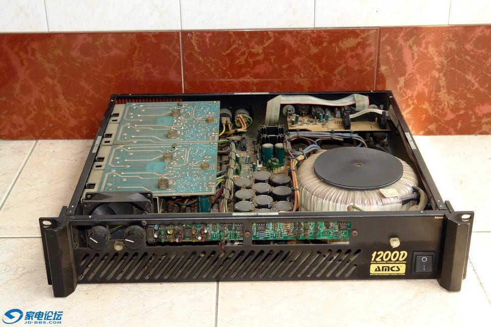 Studiomaster 1200d