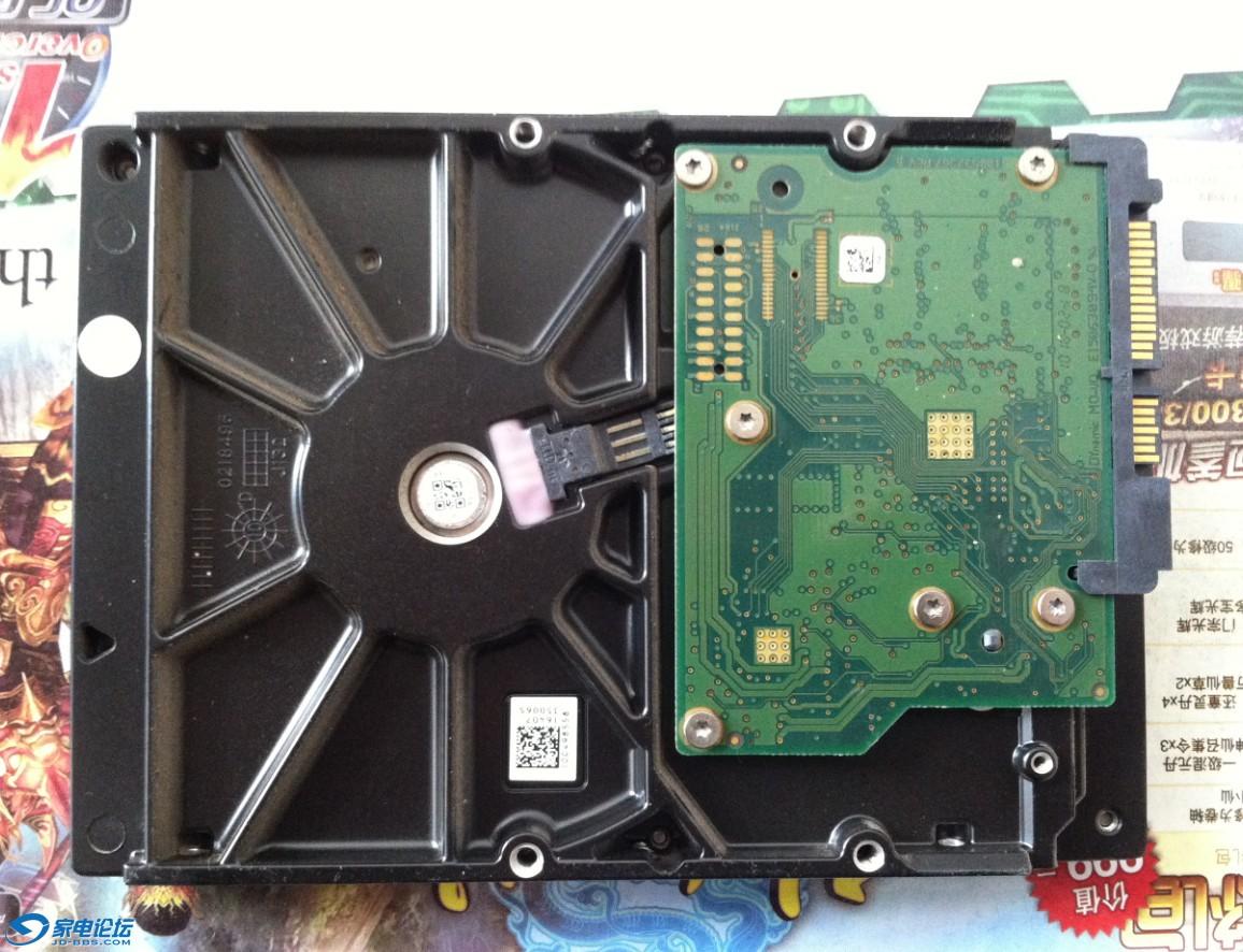 台式电脑硬盘有500g可实际加起来不到400g 只有380左右 按正常来说会图片