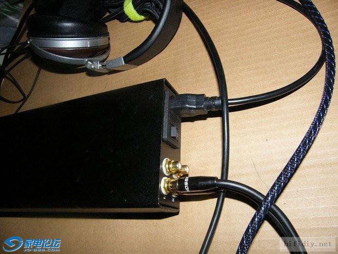出仿莱曼耳机放大器 家电交易区图片