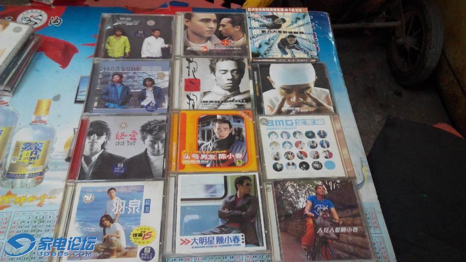 有收cd的没 品相保证99新 出完磁带出cd 高清图片