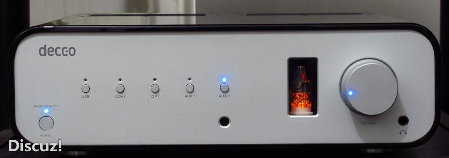 美国Peachtree Audio合并功放(内置DAC解码,可接USB)_≡ 家电交易区 ≡_影音产品交易区_家电论坛