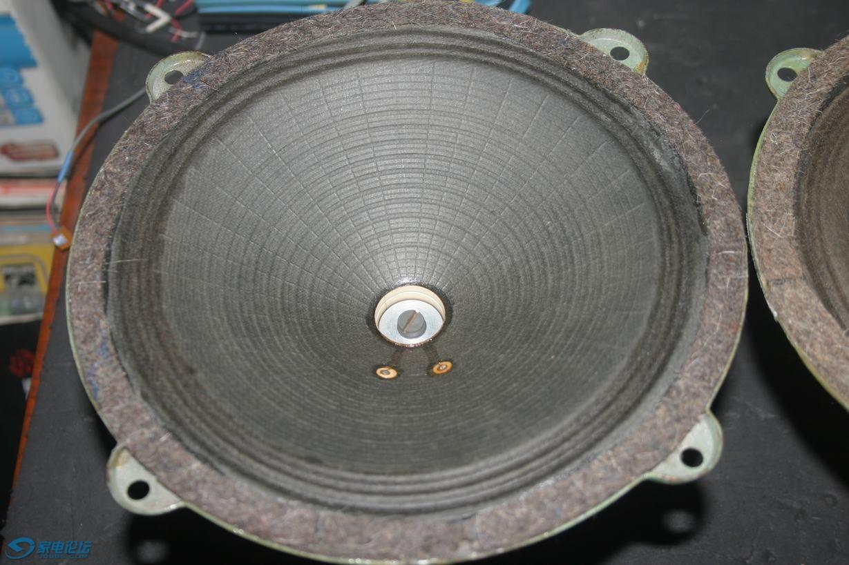 德国8寸励磁图纸一对2500便宜出了.飞利浦dvd喇叭图片