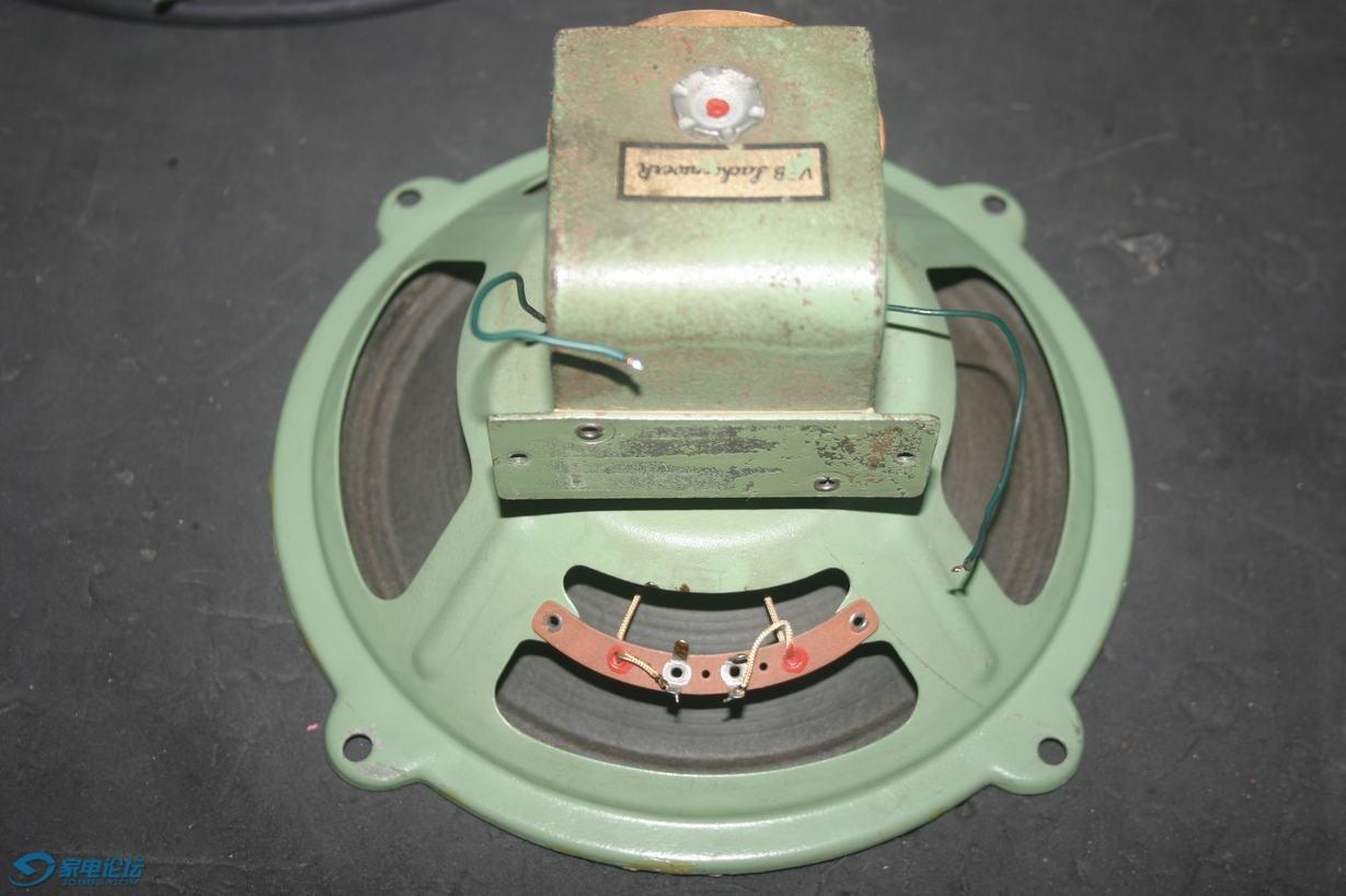 德国8寸励磁图纸一对2500便宜出了.喇叭房安置工程图片