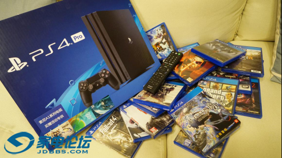 【A9VG晒单】65A1 赠品PS4 Pro已到08312245.png