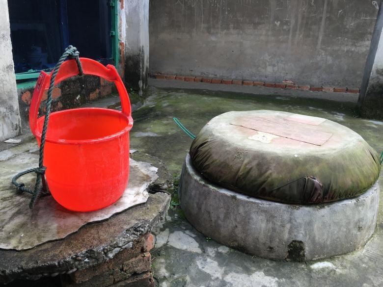 非饮用水的水井