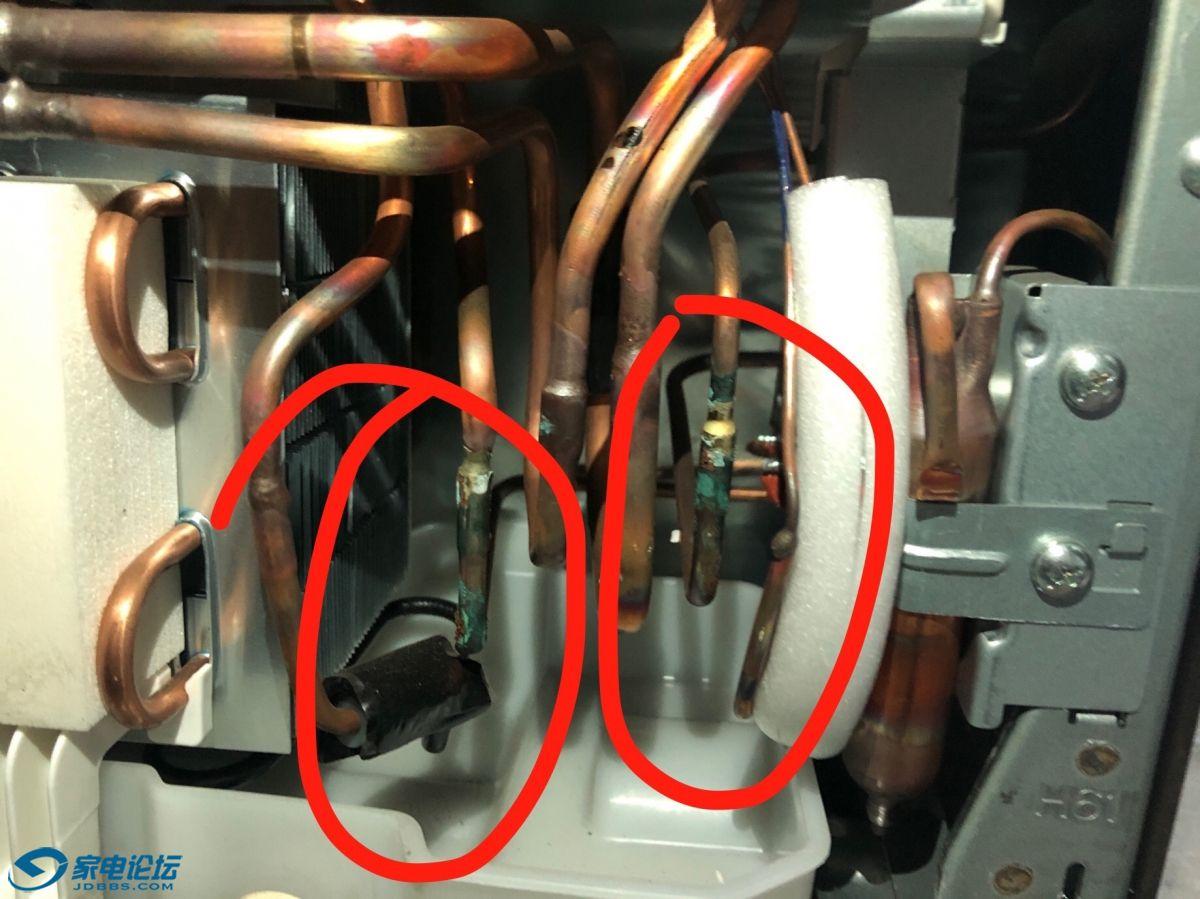 助焊剂还是生锈?