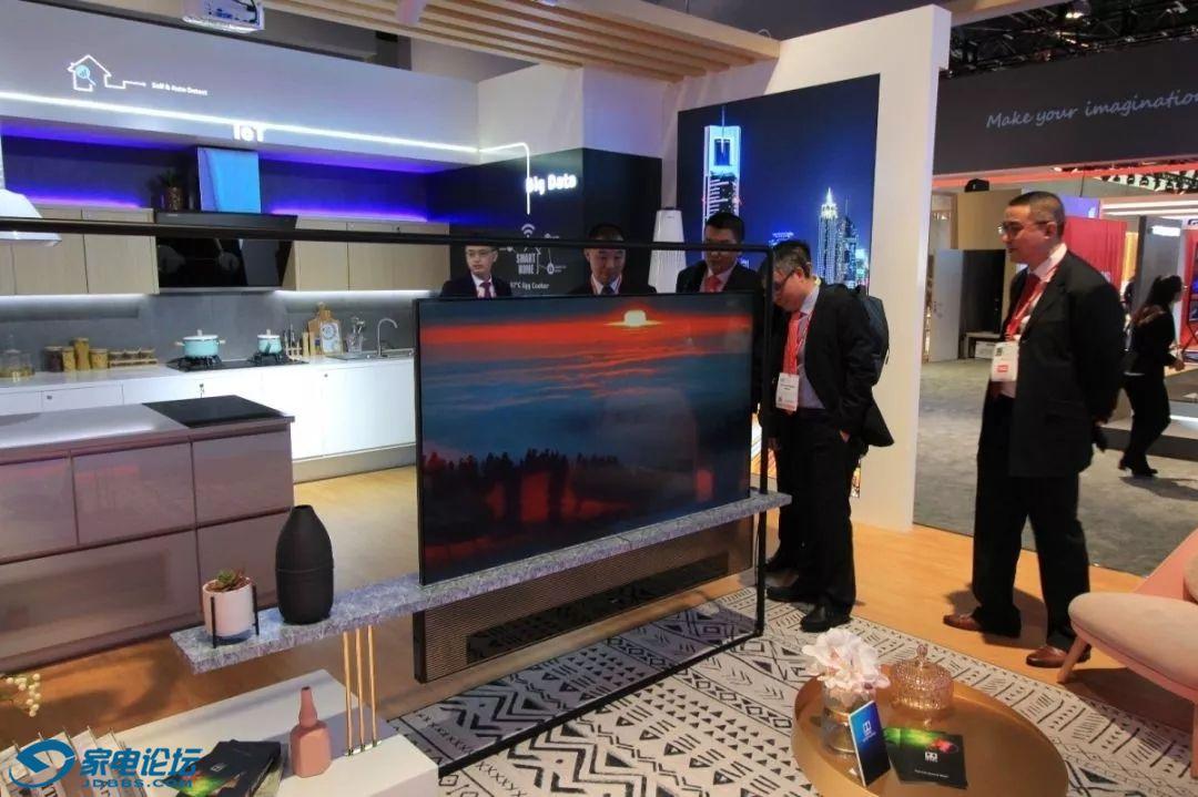 三色影院_长虹ces2019发布8k artist液晶及第二代4k三色激光影院c7ut