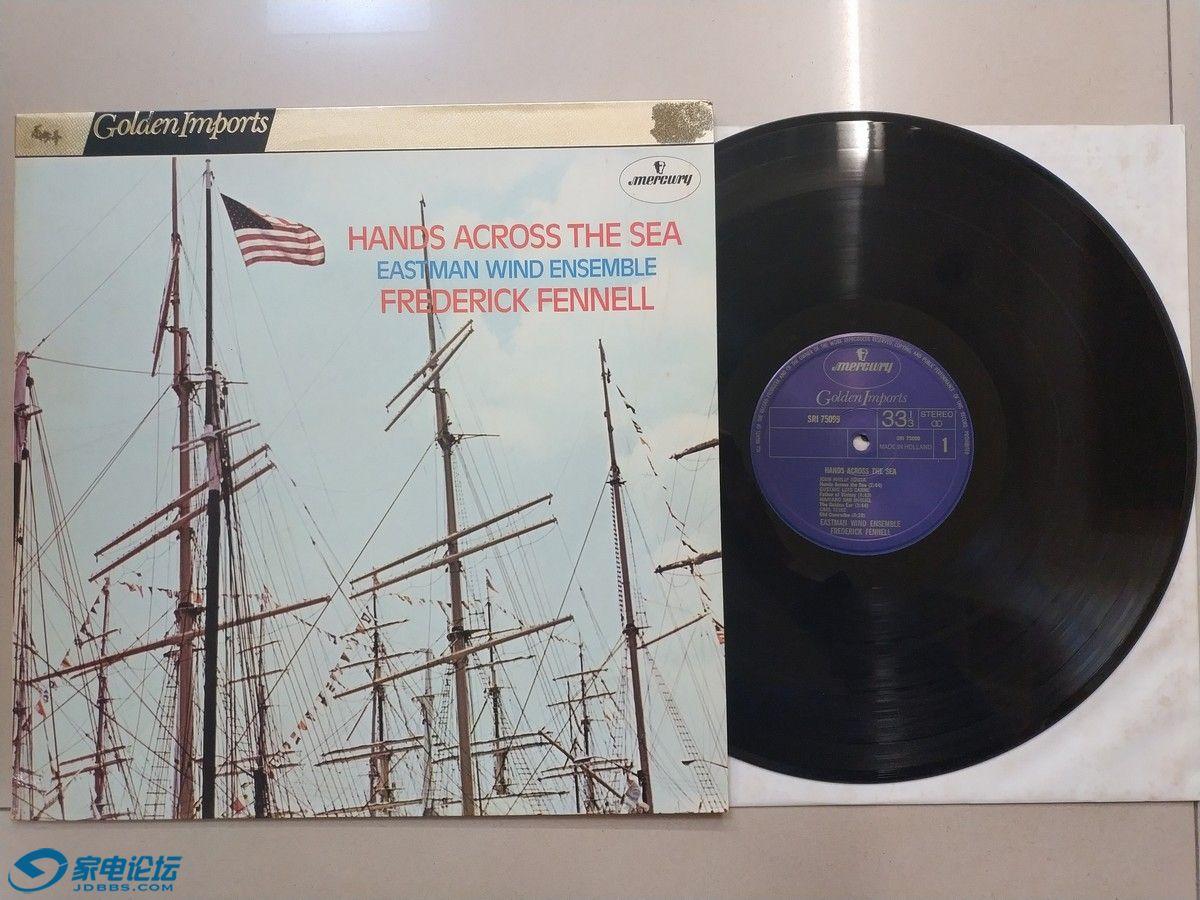 W1999-1 水星公司发烧上榜录音系列,芬奈尔 指挥伊斯特曼管乐室乐团《海峡两岸的握手.jpg