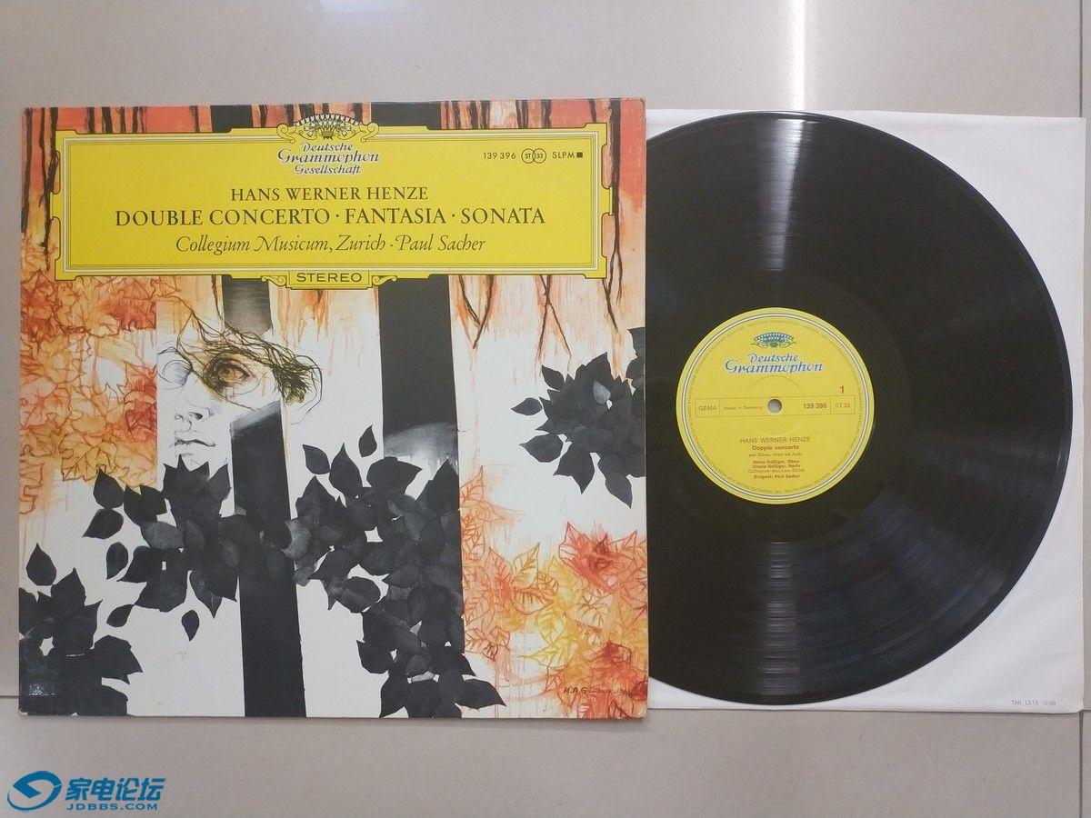 W2039-1 保罗·萨彻尔 指挥苏黎世音乐学院乐团,《亨策 双簧管与竖琴双重协奏曲,弦乐.jpg