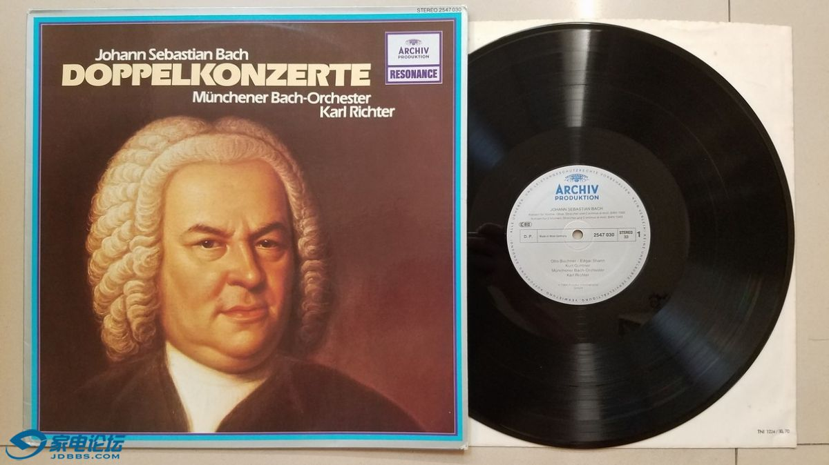 W2316-1 《巴赫 小提琴、双簧管、弦乐与通奏低音协奏曲,双小提琴、弦乐与通奏低音协.jpg