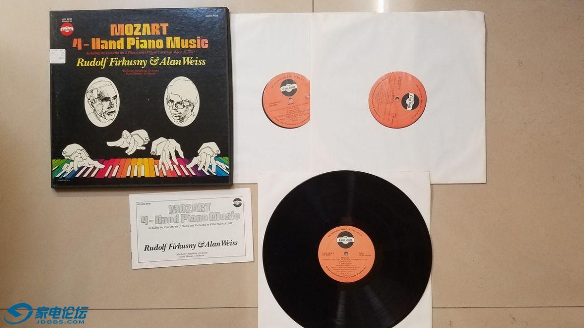 H0399-1 Rudolf Firkusny 与 Alan Weiss 钢琴《莫扎特 四手联弹作品》(3LP),美国VO.jpg