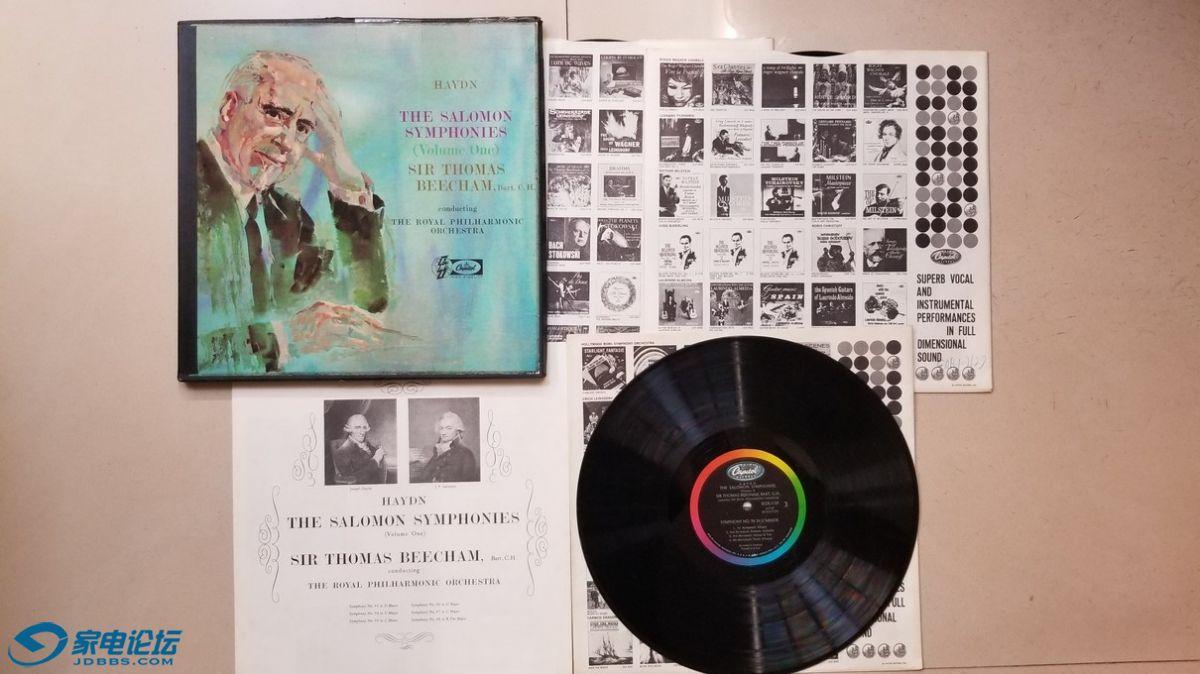 H0479-1 比切姆爵士 指挥皇家爱乐乐团《海顿 所罗门交响曲(第93-98)》(3LP),美国.jpg