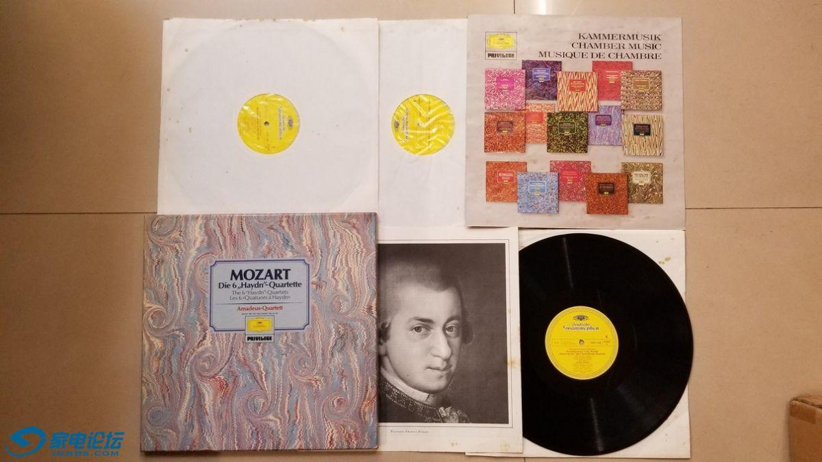 "H0491-1 阿玛迪乌斯四重奏组《莫扎特 6首""海顿""四重奏》(3LP),德国DG立体声,3张.jpg"