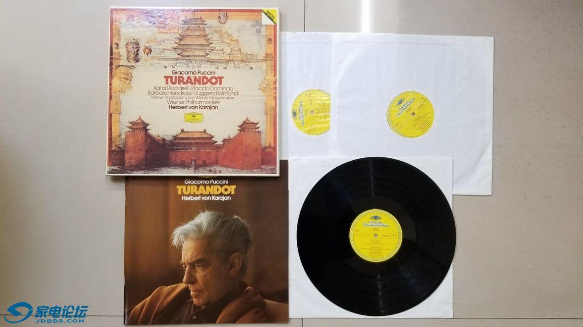 H0541-1 上榜歌剧名盘,卡拉扬 指挥维也纳爱乐乐团、维也纳歌剧院合唱团,里恰蕾莉、.jpg