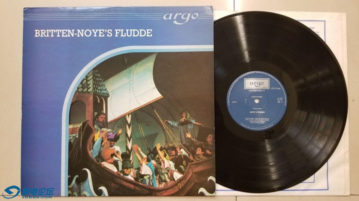 W2650-1 TAS上榜名盘,《布烈顿 诺亚方舟》,荷兰argo立体声,唱片NM,380元.jpg