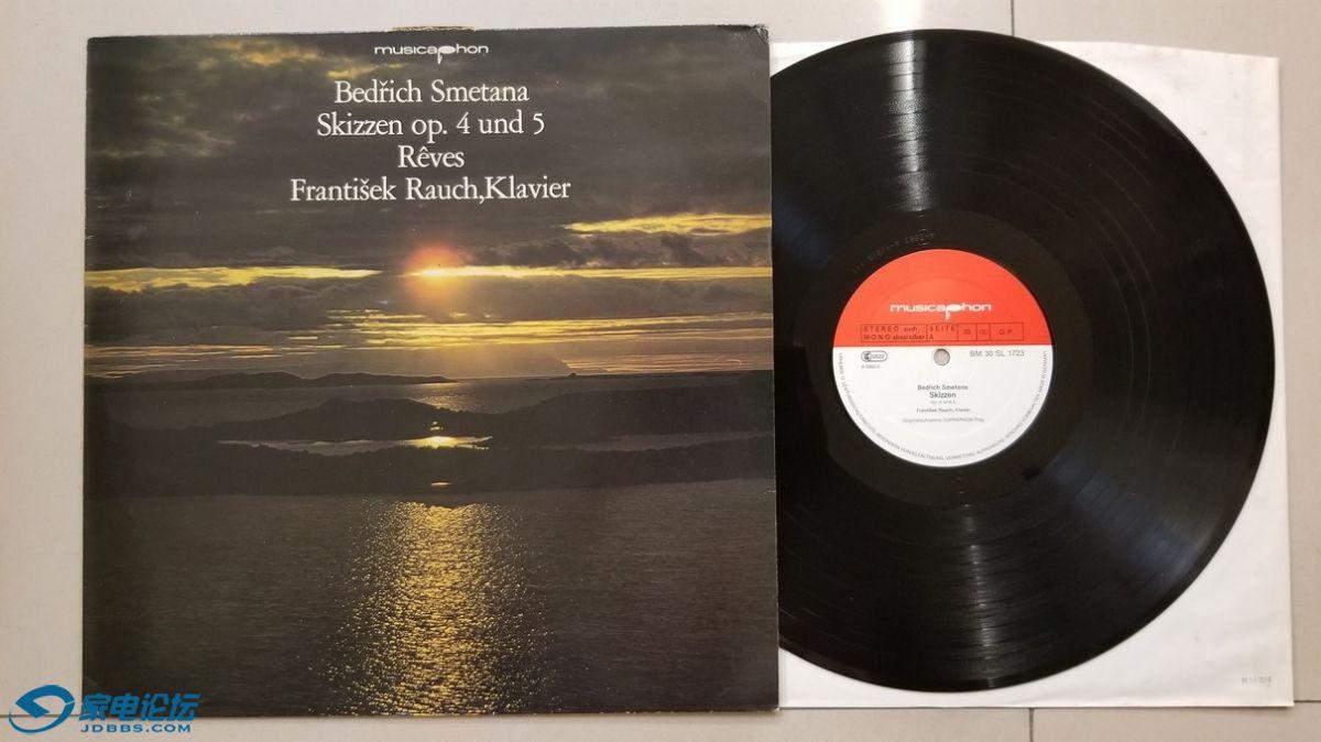 W2660-1 弗兰提塞克·劳赫 钢琴《贝德里希·斯美塔那 Skizzen、Reves》,德国musicaph.jpg