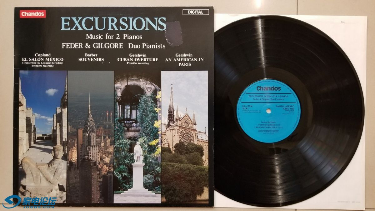 "W2715-1 费尔德与吉尔戈雷 演奏《双钢琴音乐作品》,曲目包括""库普兰 墨西哥沙龙,巴.jpg"
