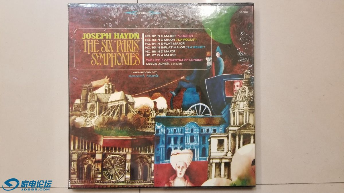 H0697-1 莱斯利·琼斯 指挥伦敦小管弦乐团《海顿 第82~87交响曲》(3LP),美国nones.jpg