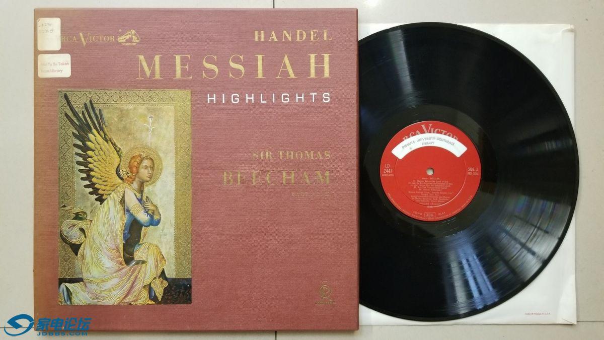H0701-1 《发烧音响》上榜,比切姆 指挥皇家爱乐及合唱团《亨德尔 弥撒亚 精选》,美.jpg