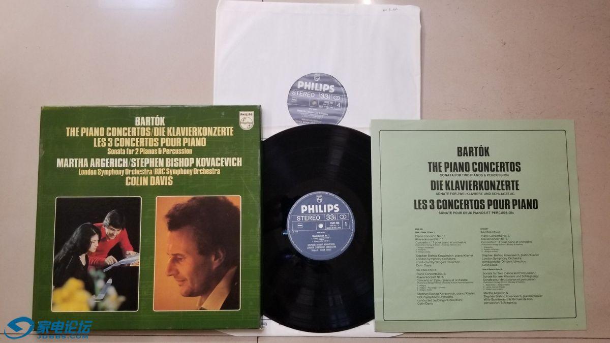 H0703-1 科林·戴维斯 指挥伦敦交响乐团、BBC交响乐团,阿格里奇、毕绍普 钢琴《巴托.jpg