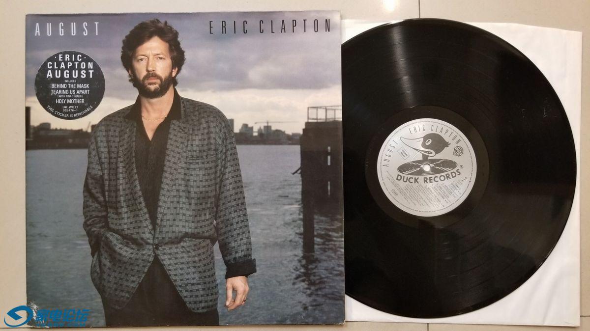 W2779-1 埃里克·帕特里克·克莱普顿(Eric Patrick Clapton)演唱《八月 August》,.jpg