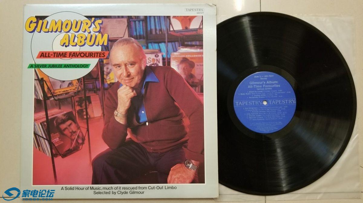 W2828-1 《吉尔摩精选集(ALL TIME FAVOURITES)》,收录的都是经典的古典、爵士乐经.jpg