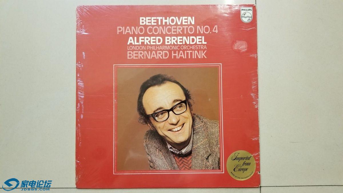 W2876-1 海汀克 指挥伦敦爱乐乐团,布伦德尔 钢琴《贝多芬 第4钢琴协奏曲》,荷兰Phil.jpg