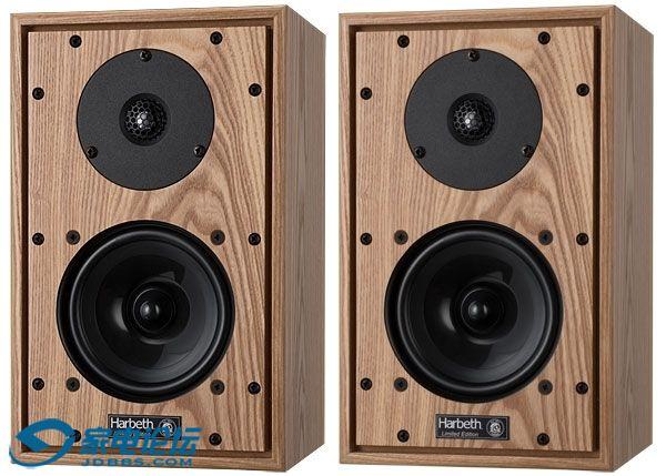 Harbeth P3ESR 40th Anniversary Edition loudspeaker