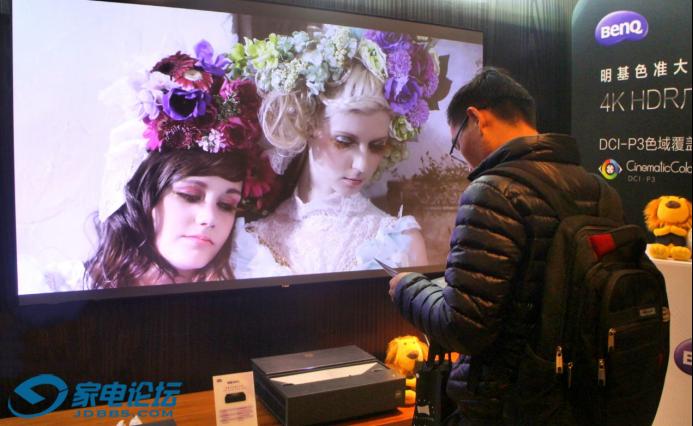 明基广色域色准投影机亮相广州国际音响展1070.png