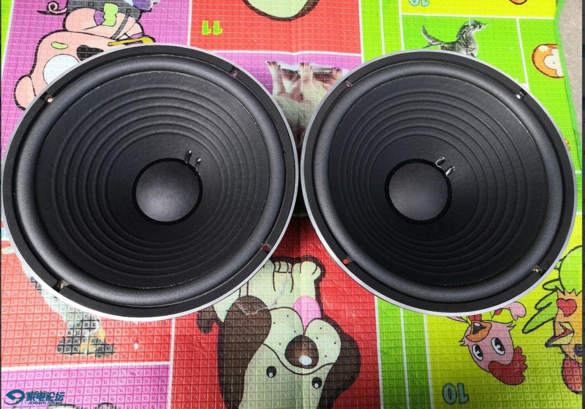 JBL 4425 XPL200低音单元2214H和高音音膜2416