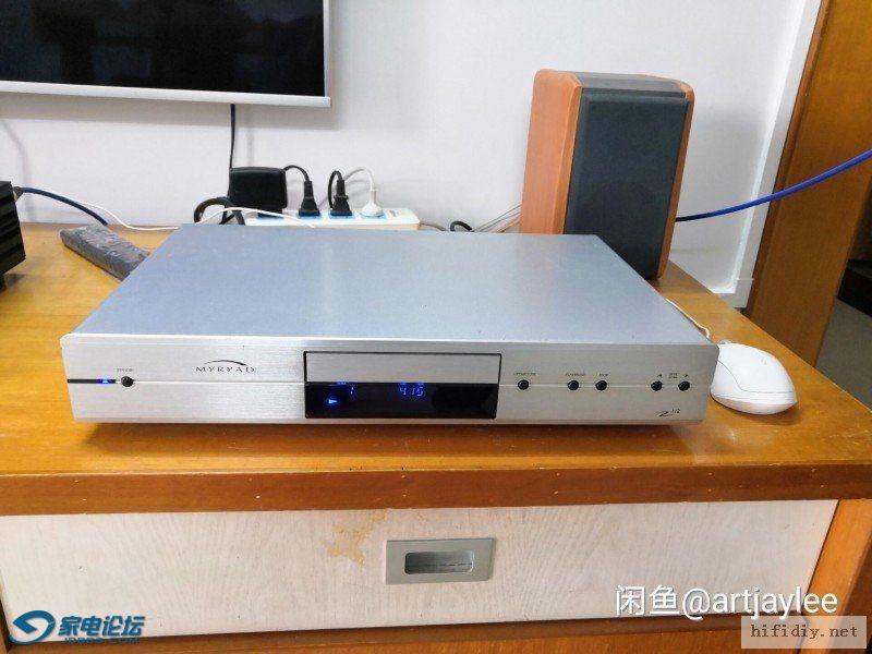 广州出一台美丽安Z112 CD机