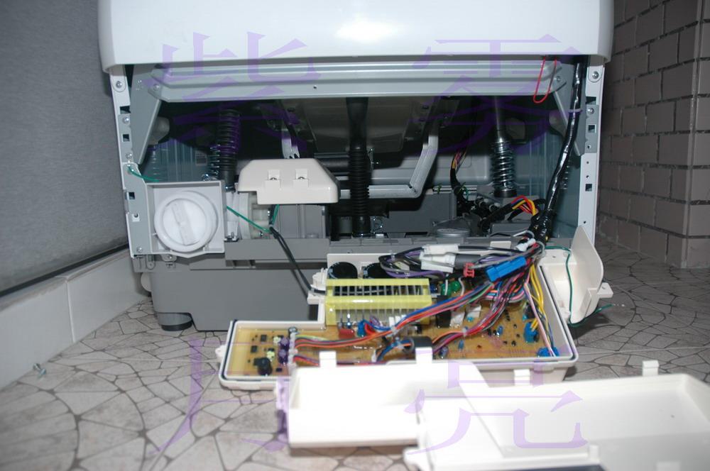 洗衣機拆卸_洗衣機拆卸設計