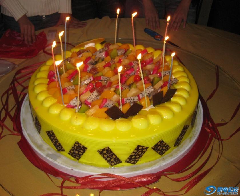 新年蛋糕图片