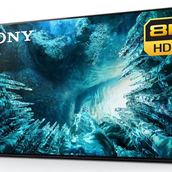 """一""""芯""""打造2020最好电视!索尼这两款CES新品8K液晶&OLED真的很能打!"""