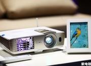 全球首款智能全高清投影机明基I700上海发布-引领智能投影时代