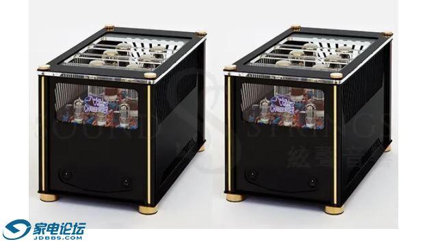 新品速递】换管好自在:Audio Valve Challenger 115真空管单声道后级
