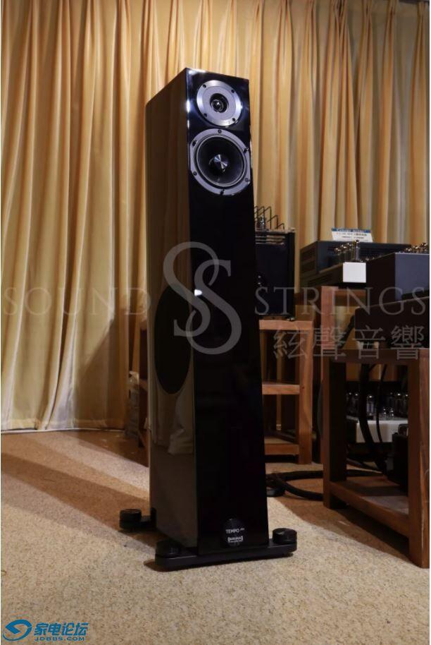 媒体测评   有血有肉的声音魅力 Audio Physic Tempo Plus 座地式扬声器