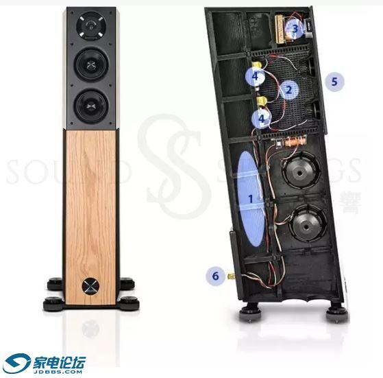 【新品速递】不妥协的三当家:德国飞星Audio Physic Avantera III音箱