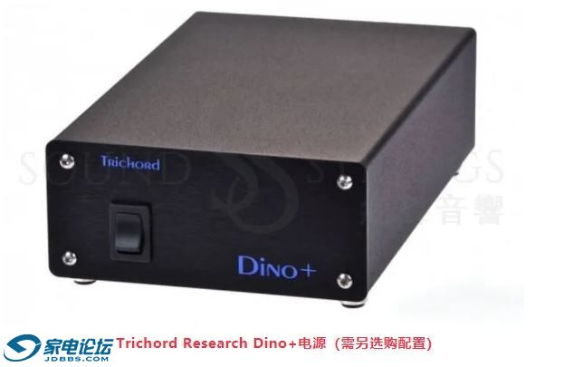 精评丨小巧机身,设置丰富!Trichord Research Dino Mk3唱头放大器