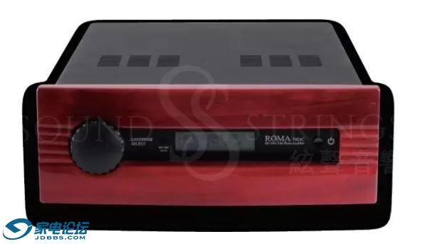 精评 | 让黑胶回放生命力——Synthesis Audio Roma 79DC电子管唱放
