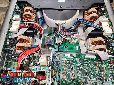 美国皇冠K2高端录音室监听功放两台