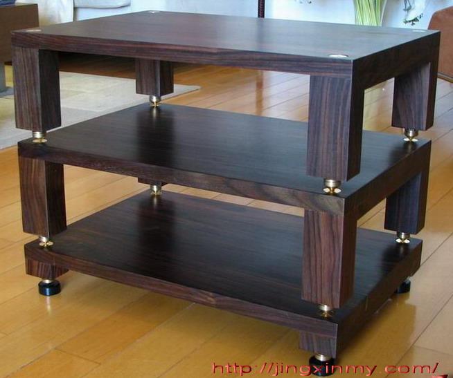 紫檀木组合系列3层架