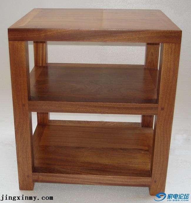 非洲沙比利木单3层器材架