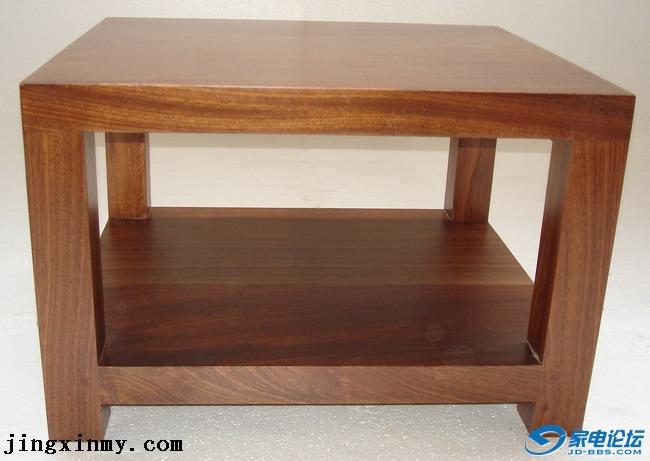 沙比利实木单2层