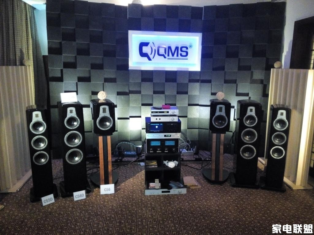 【QMS声荟音响】三年磨一剑:CS系列有源音箱上市