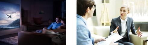 便携智能影院新典范 优派推出全新DH12 Pro投影
