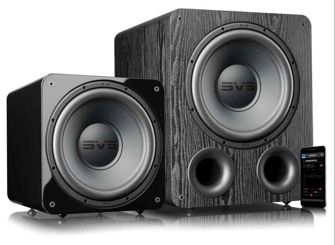 八大升级重洗低音炮市场:SVSound 1000 Pro系列