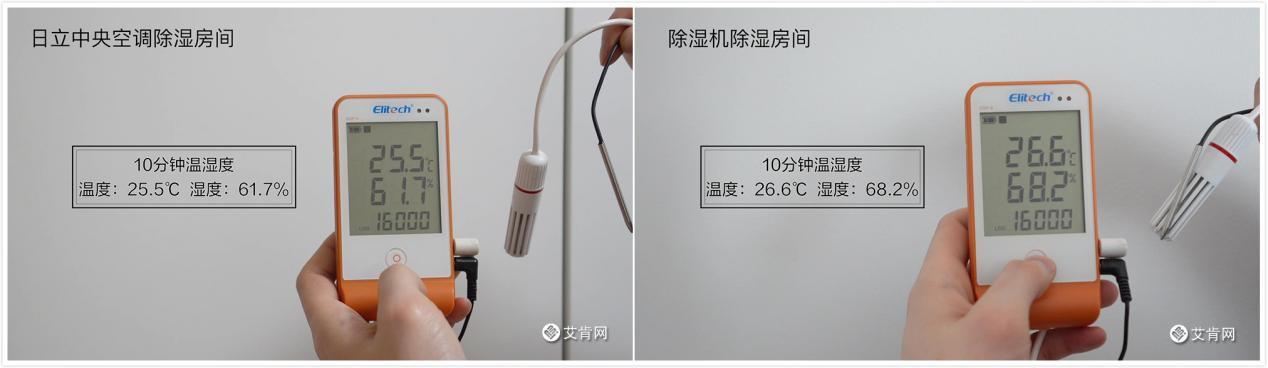 日立中央空调硬核证明:除湿机运行一小时 不如它开机10分钟